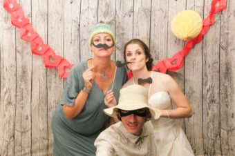 FotoBox Premiere: Hochzeit Michaela und Manuel